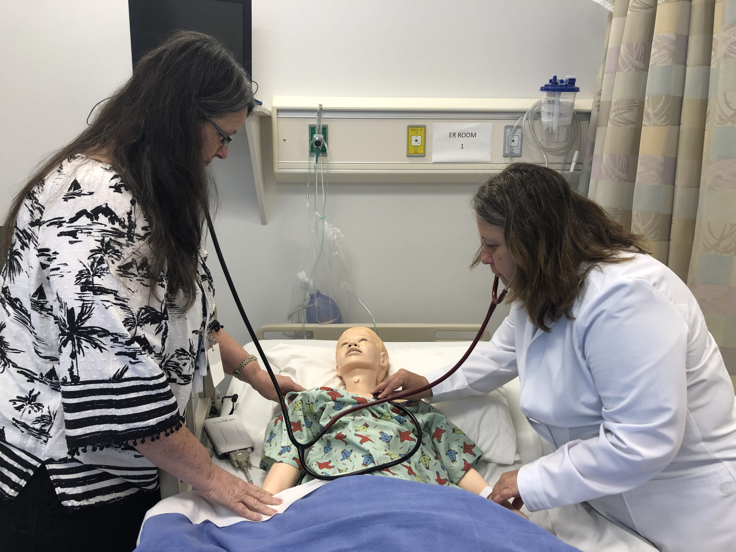 An innovative approach helps nursing students succeed in face of pandemic limitations