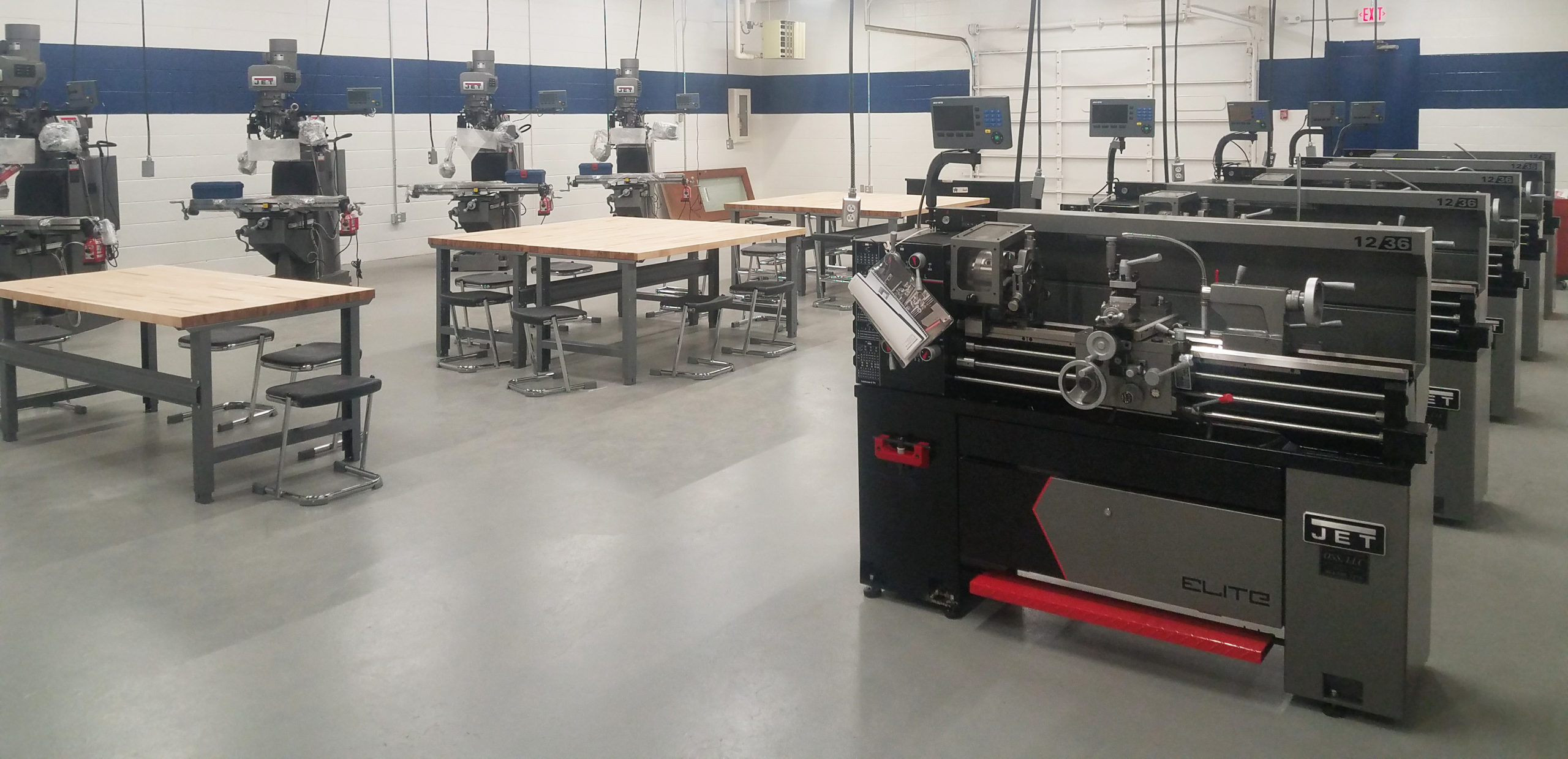 Rockingham County Schools begin machining classes to build a pipeline of advanced manufacturing workers