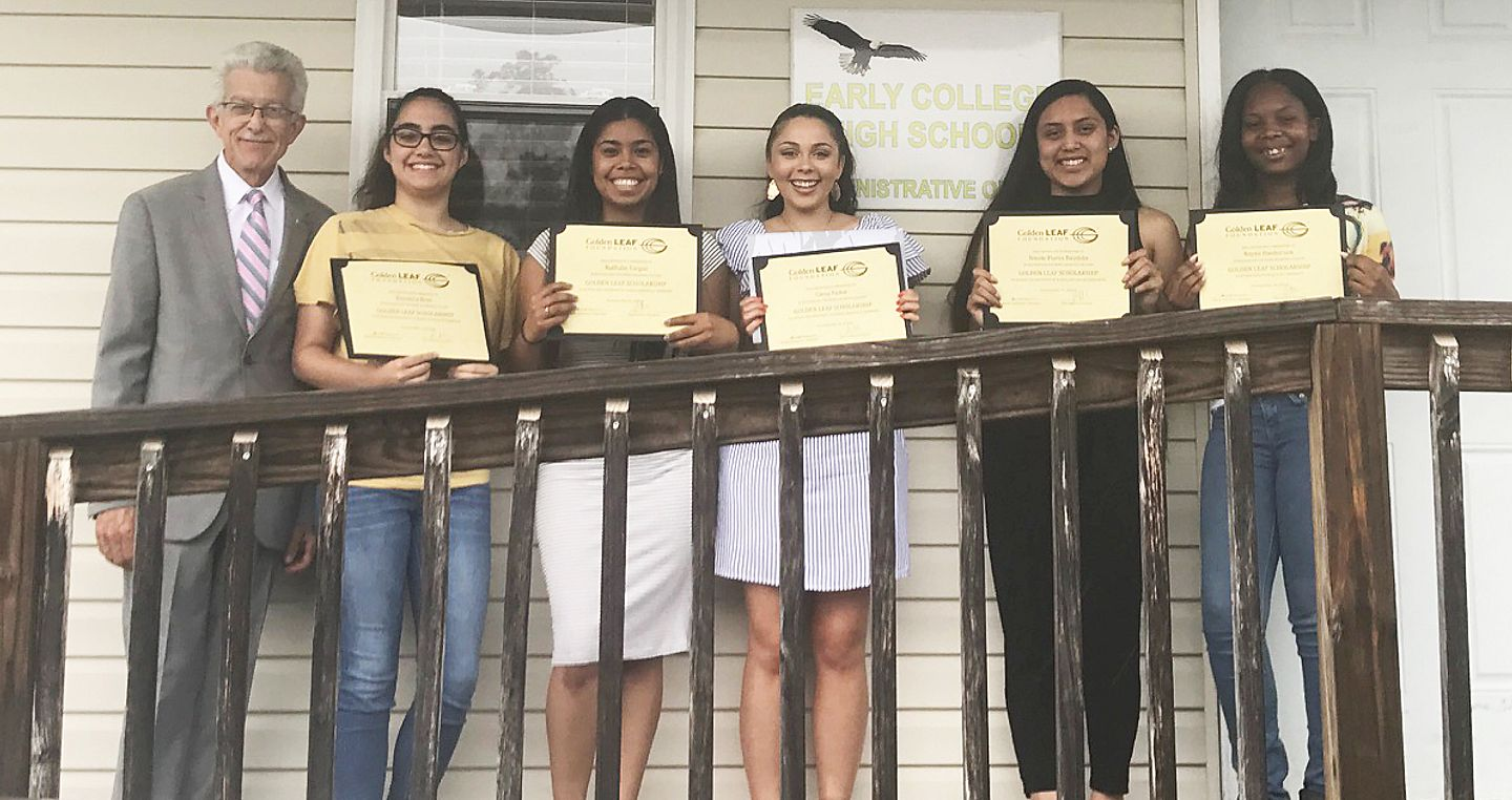 Four-Year Golden LEAF Scholarship applications due March 1, 2021