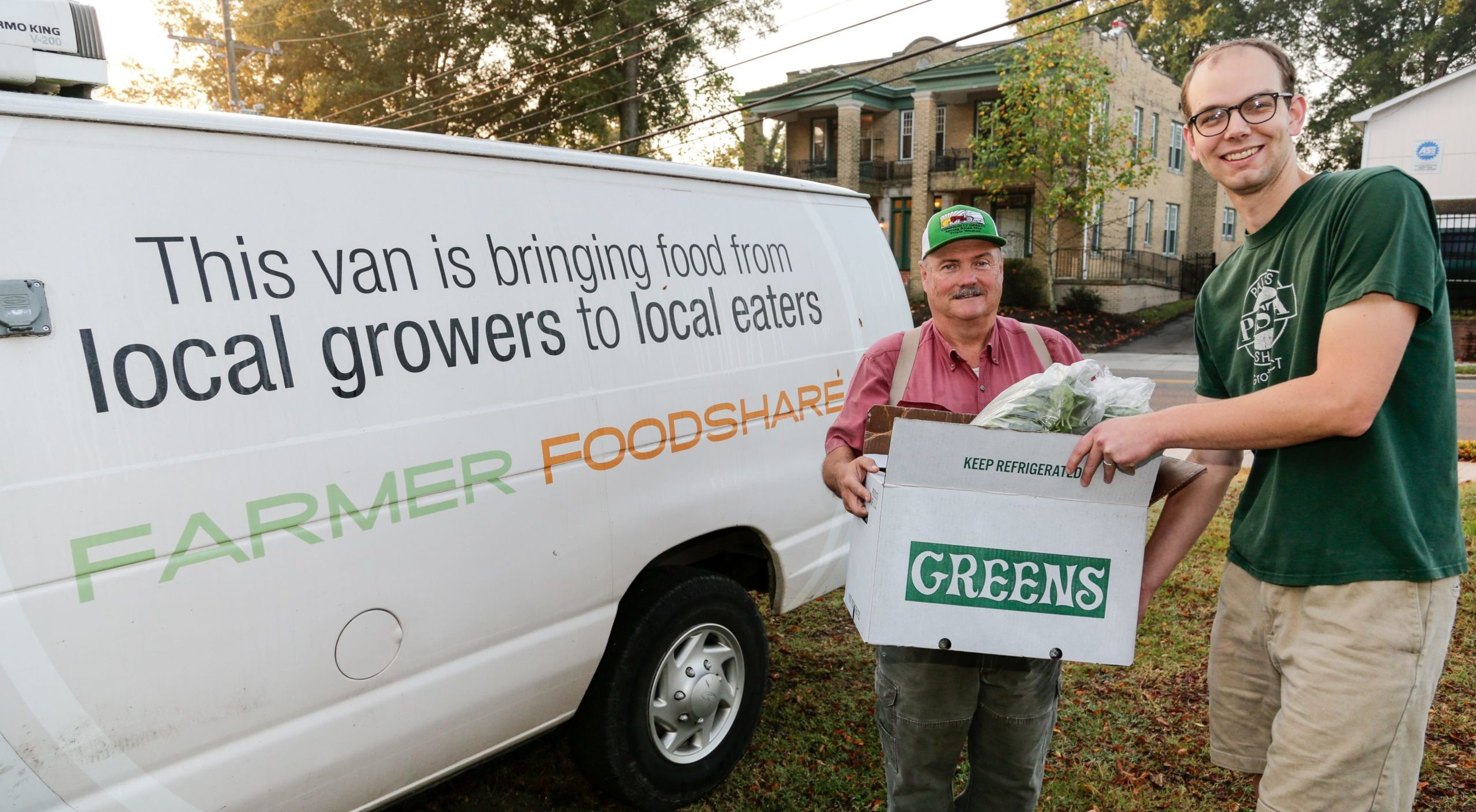 New cooler space improves access to local foods