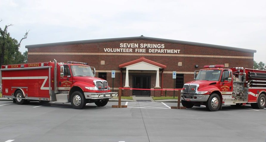 N.C. fire stations receive needed funds to recover from natural disasters
