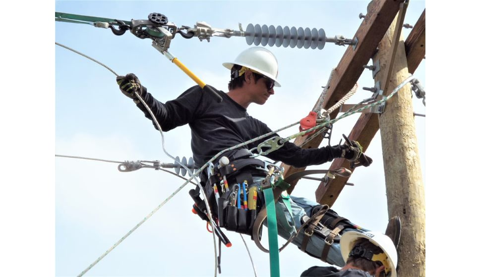 Martin Community College program provides the skills to be successful as a line technician