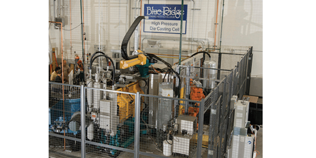 Hundreds of jobs in western N.C. thanks to Blue Ridge Community College workforce pipeline