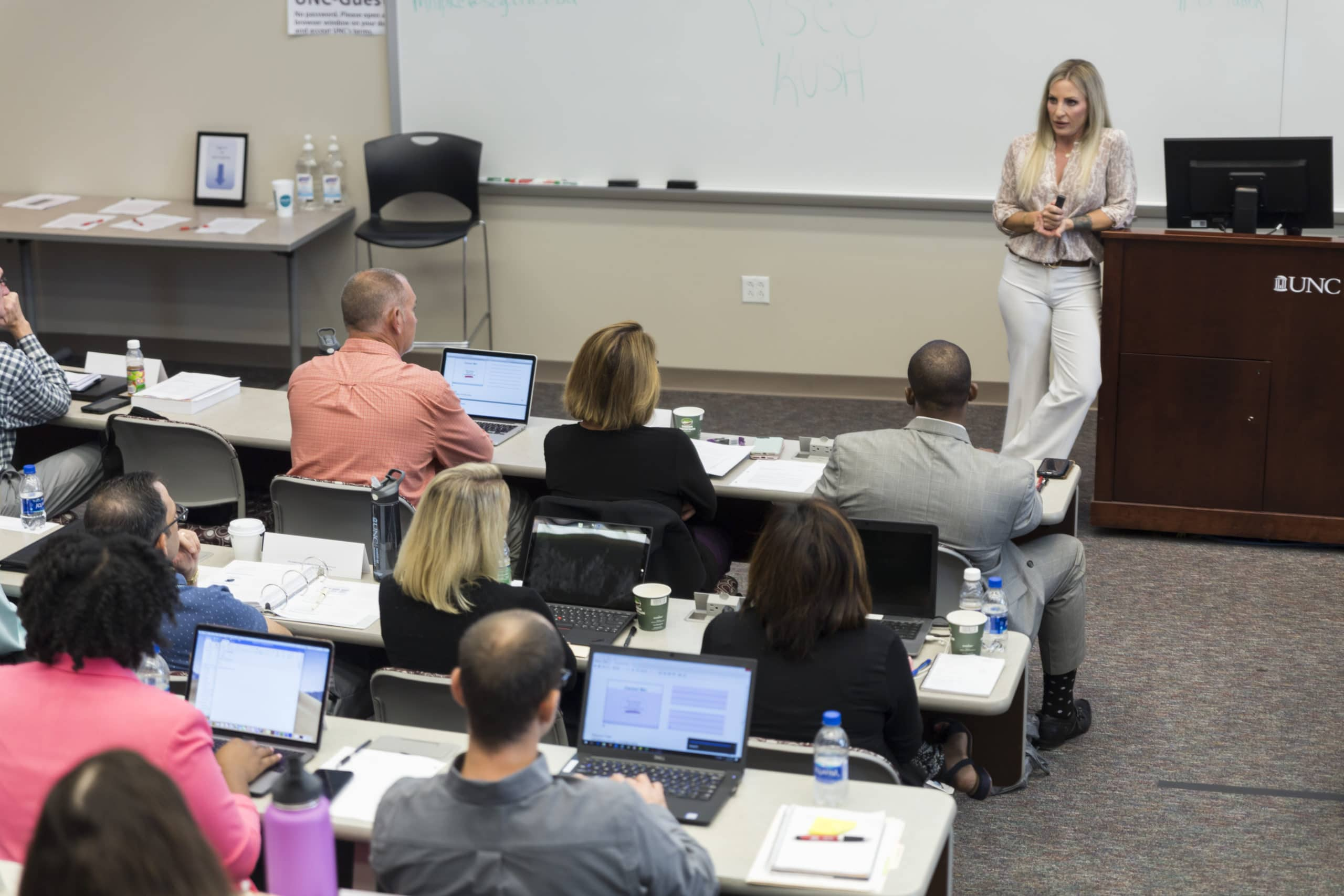 Local Government Training Initiative provides local governments in Tier 1 counties with professional development resources
